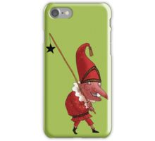 Mr. Punch and the Dark Star iPhone Case/Skin