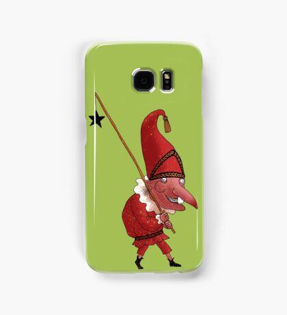 Mr. Punch and the Dark Star Samsung Galaxy Case/Skin