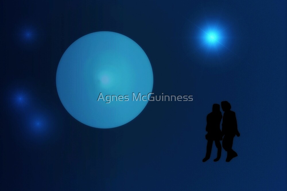 The love light by Agnes McGuinness