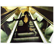Vynta- Escalator Poster
