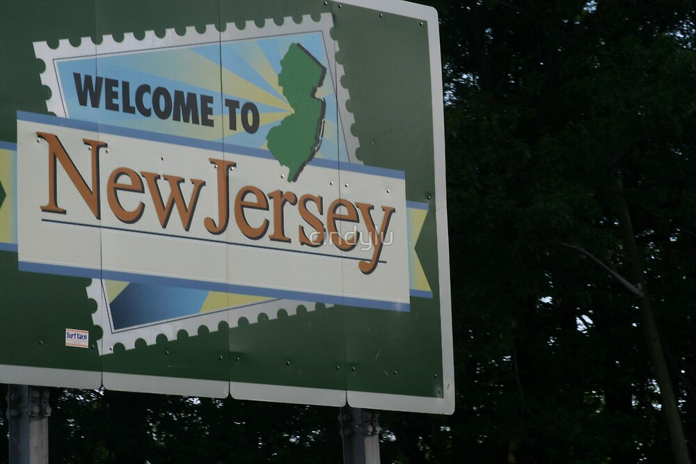 Welome to New Jersey by cindylu