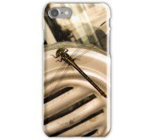 Dragon on the Mic iPhone Case/Skin