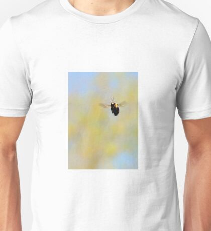 Hovering in mid air Unisex T-Shirt