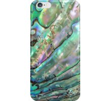 ABALONE PRINT iPhone Case/Skin