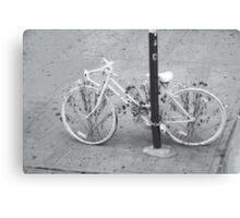 NYC transportation Canvas Print