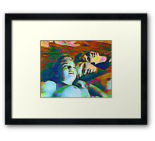 Beauteous Framed Print