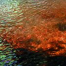 Water In Color by Len Bomba