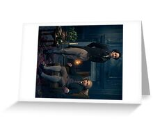 Jonathan Strange & Mr Norrell Greeting Card
