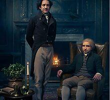 Jonathan Strange & Mr Norrell by NerdyCatDesign