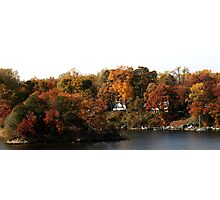 Annapolis in the Fall Photographic Print