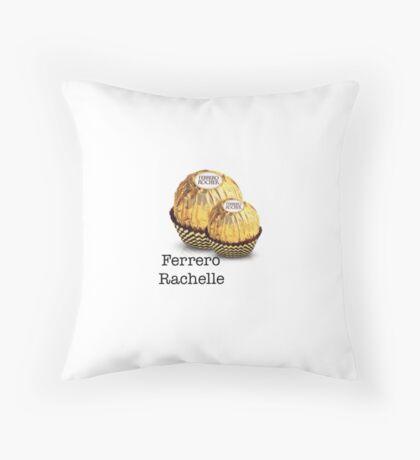 Ferrero Rachelle  Throw Pillow