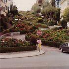 Bottom of Lombard Street by dbronco928