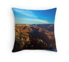 Sunrise South Rim Throw Pillow