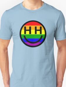 Happy Hippie Foundation Logo [Rainbow] T-Shirt