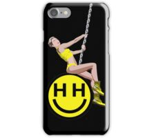 Happy Hippie Foundation Logo [Wrecking Ball] iPhone Case/Skin