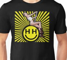 Happy Hippie Foundation Logo [Sunbeam] Unisex T-Shirt