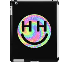 Happy Hippie Foundation Logo [Tie-Dye] iPad Case/Skin