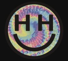 Happy Hippie Foundation Logo [Tie-Dye] by ZVCHWILLIAMS