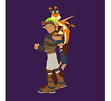 Jak and Daxter Photographic Print