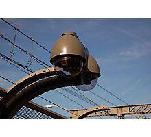 Security cameras Photographic Print