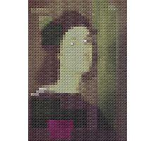 Self-portrait of Raphael, aged approximately 23(LEGO WALL EFFECT)(C2015) Photographic Print