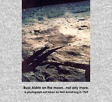 Buzz Aldrin not on the Moon Unisex T-Shirt