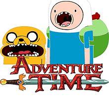 Adventure Time by Park Jennifer