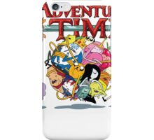 Adventure Time World iPhone Case/Skin