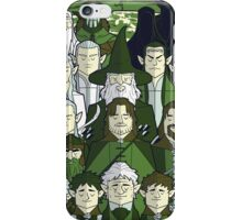 The Green Fellowship iPhone Case/Skin