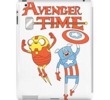 Adventure Time Avenger iPad Case/Skin