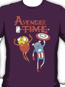 Adventure Time Avenger T-Shirt