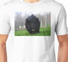 Green grass around me... Unisex T-Shirt