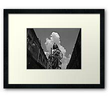San Judas Tadeo Framed Print