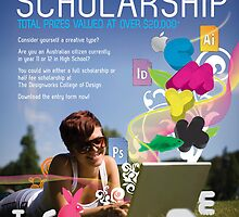 Graphic Design Scholarship by The DesignWorks