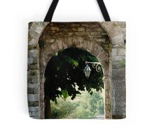 Entry or exit? Tote Bag
