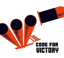 Code For Victory -- WWII by warishellstore