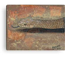 The Eastern Brown Snake Canvas Print