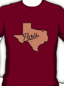 PARIS, TEXAS T-Shirt