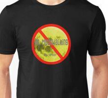 no moonwalking Unisex T-Shirt