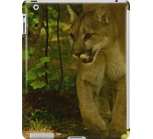 Walking Through the Forest iPad Case/Skin