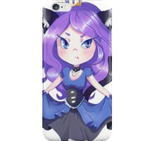 Kitty queen iPhone Case/Skin