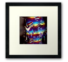 rainbow daze Framed Print