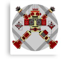 Robot Programme Update Canvas Print
