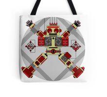Robot Programme Update Tote Bag
