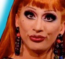 Bianca Del Rio: Not Today Satan Sticker
