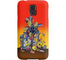 Phone booth Builder Samsung Galaxy Case/Skin