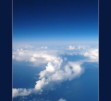 Heaven Over Earth by Steve Keefer