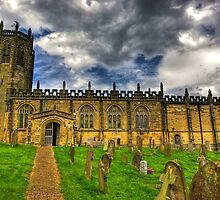 St Michael's Church - Coxwold,North Yorkshire by Trevor Kersley