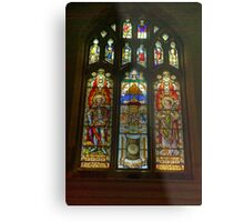 St Michael's Church - Coxwold,North Yorkshire. Metal Print