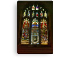 St Michael's Church - Coxwold,North Yorkshire. Canvas Print